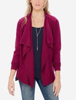 The Limited Flowing Open Front Cardigan