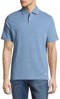 Corneliani Cotton Short Sleeve Polo