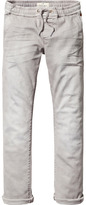 Scotch & Soda Washed Joggers | Relaxed Slim Fit
