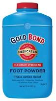 Gold Bond Gold Bold Medicated Foot Powder - 10 oz.