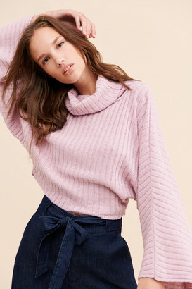 Glamorous In Love With Lilac Sweater