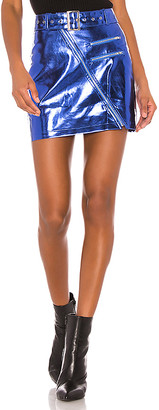 superdown Hunter Belted Mini Skirt