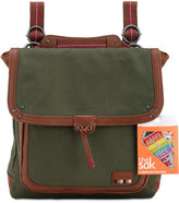 The Sak Pacifica Convertible Medium Backpack with Patches, a Macy's Exclusive Style