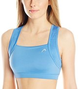Head Women's Teardrop Solid Sport Bra