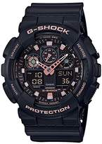 G-Shock GA100GBX-1A4 Rose Gold Digital Men's Analog