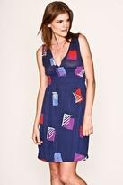 BB Dakota Optimal Dress in Ink Blue