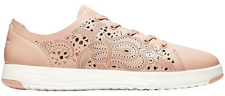 Cole Haan GrandPro Laser Cut Leather Sneakers