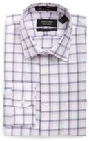 Nordstrom Men's Big & Tall Smartcare(TM) Traditional Fit Plaid Dress Shirt