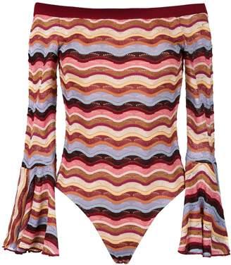 Cecilia Prado Geralda knitted bodysuit