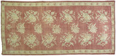 """One Kings Lane Vintage Turkish Gallery Runner - 6'1"""" x 13'4"""" - J & D Oriental Rugs - red/tan"""