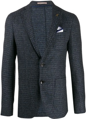 Paoloni tweed blazer