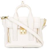 3.1 Phillip Lim small Pashli satchel - women - Calf Leather - One Size
