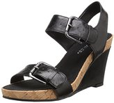 Aerosoles Women's Mega Plush Wedge Sandal
