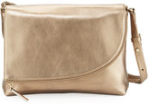 Elaine Turner Designs Nadia Metallic Leather Shoulder Bag