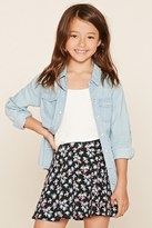 Forever 21 Girls Skater Skirt (Kids)