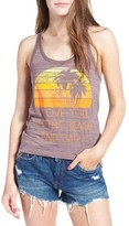 O'Neill Women's Beach & Back Graphic Tank