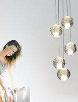 StarLight Modern Pendant Lights Pendant Lamp 5 Lights G4 Retroifit Chrome Plating Crystal for Dining Room Stairs Light