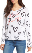 Sundry Love Always Lightweight Pullover