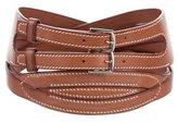 Hermes Barenia Woven Leather Belt