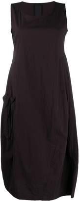 Rundholz Black Label sleeveless shift dress