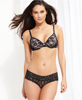 DKNY Signature Lace Unlined Bra 451238