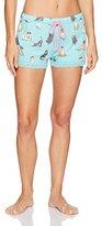 PJ Salvage Women's Playful Prints Pajama Short