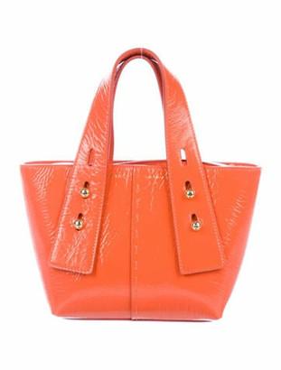 Frame Mini Les Second Bag Orange Mini Les Second Bag