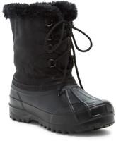 Godiva Duck Faux Fur Boot