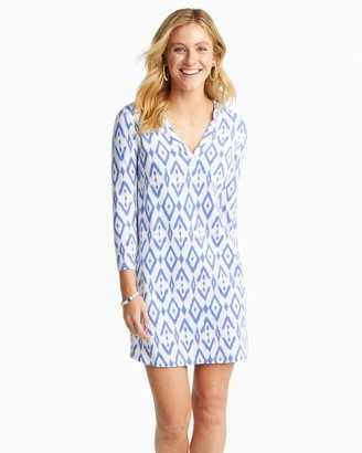 Southern Tide Jamie Ikat Performance Dress