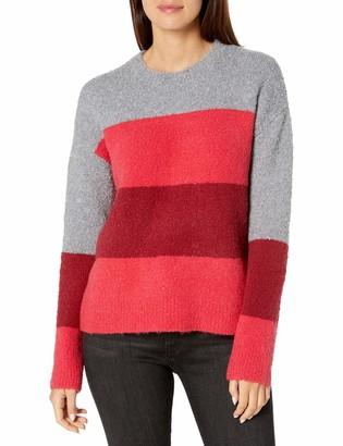 Velvet by Graham & Spencer Women's Jovie Plush Boucle Sweater