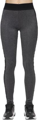 NO KA 'OI Blackout Stretch Nylon Leggings