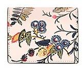 Tory Burch Parker Floral Foldable Mini Wallet