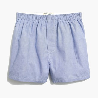 J.Crew Boxers in end-on-end cotton
