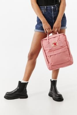 Fjallraven Kanken Pink Backpack - Pink ALL at Urban Outfitters