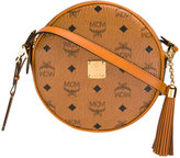 MCM medium tambourine crossbody bag - women - Leather - One Size
