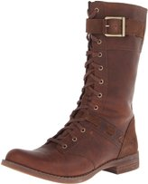 Timberland Women's SAVIN HILL MID TOBAC 40 Boot