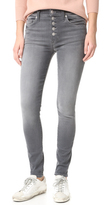 Hudson Ciara High Rise Exposed Button Jeans