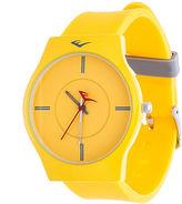 Everlast Womens Yellow Analog Watch