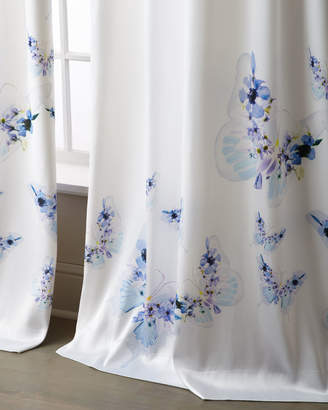 """3.1 Phillip Lim The Silk Trading Co. Minou Butterfly Curtain, x 120"""""""