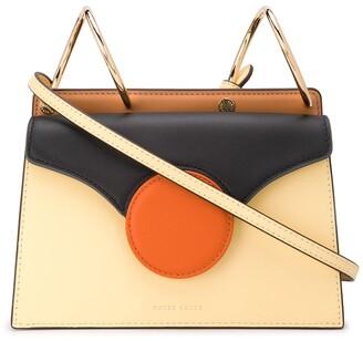 Danse Lente Colour-Block Crossbody Bag
