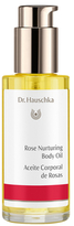 Dr. Hauschka Skin Care Rose Nurturing Body Oil (2.5 OZ)