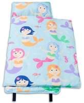 Olive Kids Mermaids Microfiber Nap Mat in Blue