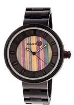 Earth Wood Women's Earth Root Quartz Bracelet Watch, 41mm