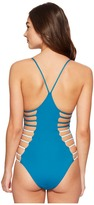 L-Space Wild Side One-Piece Women's Swimsuits One Piece