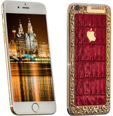 Imperial Edition Gold iphone 6s