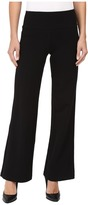 Christin Michaels Emme High-Rise Wide Leg Pants