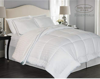 Blue Ridge Kathy Ireland Essentials 300 Thread Count Down Alternative Comforter, Full/Queen