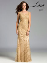 Lara Dresses - 32771 Dress In Gold