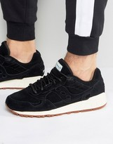 Saucony Shadow 5000 Trainers In Black S70301-4