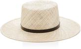 Janessa Leone Mason Woven Straw Hat
